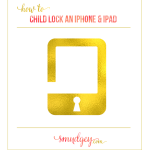 Tech Tip – How to child lock your iPhone & iPad | Video Tutorial
