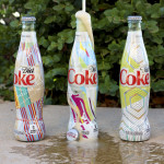"20 Min Canvas Art Tutorial – Inspired by Diet Coke ""It's Mine"""